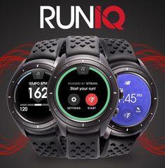 3200cbd89d0df New Balance unveils RunIQ smartwatch