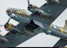 Boeing B-17G B-17, Авиация, вторая мировая война, длиннопост