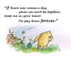 Winnie The Pooh Quote. Picture Quotes.
