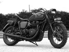 This Triumph is beautiful, I want it sooo bad!
