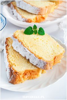 Babka budyniowa - I Love Bake Cookies And Cream Cake, Cake Cookies, Cupcake Cakes, Cake Recipes, Dessert Recipes, Desserts, Breakfast Menu, Christmas Appetizers, Polish Recipes