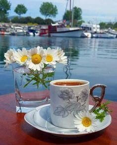 Are you interested in making a great cup of coffee? I Love Coffee, Coffee Art, My Coffee, Coffee Cups, Brown Coffee, Good Morning Coffee, Coffee Break, Morning Breakfast, Tea And Books