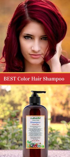 Maintain the brightness of color-treated hair longer with this sulfate-free, salt-free, paraben-free and silicone-free color protection shampoo.