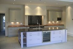 We Offer A Bespoke Design Service For Timeless AMF Kitchens. With A  Showroom In Maidenhead (Berkshire), We Cover London And Home Counties.