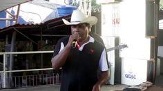 Luiz Roque, esquentando o caldeirão, Show ao vivo na Feira De São Cristovão
