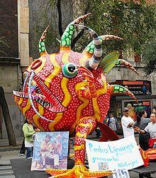 Alebrije - Wikipedia, la enciclopedia libre