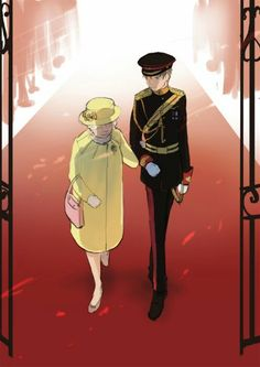 England and the Queen