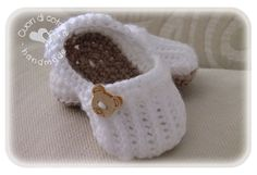 Teddy shoes for baby