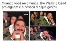Que orgulho! <3 Fan The Walking Dead. Visit us: WorldOfWalkingDead.net  #worldofwalkingdead   #thewalkingdead   #thewalkingdeadshop   #worldofwalkingdeadshop   #thewalkingdeadstore   #worldofthewalkingdeadstore
