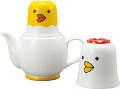 Chicken Tea for Two Set