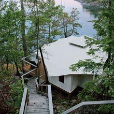 Rockwater Secret Cove Resort near Halfmoon Bay, B.C. - Top Coastal Inn Escapes - Sunset