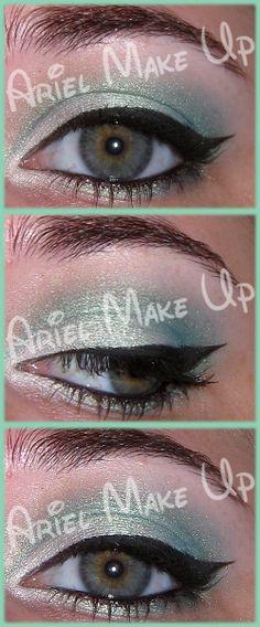 - Ombretto Zoe Nabla Cosmetics (palpebra mobile/rima inferiore) - Ombretto Atmosphere Nabla Cosmetics (angolo esterno/piega/rima inferiore