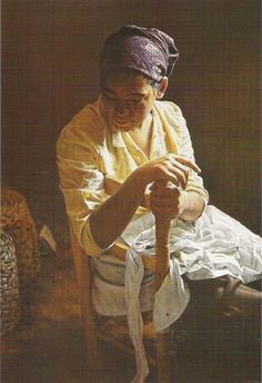 Isabel Guerra, la monja pintora hiperrealista - ForoCoches