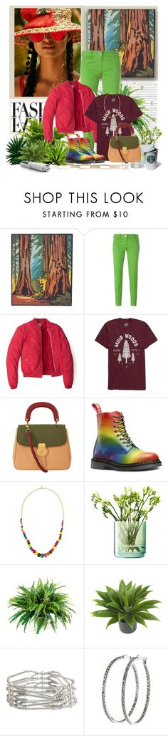 """""""Pacific standard time"""" by jennifertrimble ❤ liked on Polyvore featuring Jacob Cohёn, Tommy Hilfiger, Parks Project, Burberry, Devon Leigh, LSA International, Nearly Natural, Pieces and Nyla Star"""