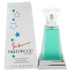 Launched by the design house of Fred Hayman in 1998 HOLLYWOOD is classified as a sharp spicy lavender amber fragrance. This masculine scent possesses a blend of