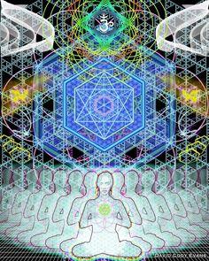 """"""" Cuando el Ego se rinde es disuelto y sustituido por el Yo que es eterno y auto Brillante, borrando toda la duda siempre. La misma realización ocurre en la gente que ha tenido una experiencia cercana a la muerte o aquellos con el Conocimiento avanzado que han experimentado transformaciones. """" Superando de los Niveles de Conocimiento, Miedo del Capítulo 5-; David R Hawkins, M.D., Doctor en Filosofía"""