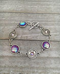 Magical mermaid bracelet
