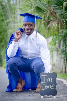 Cap and gown - Senior Photography. Cap and gown Senior Photography. Cap and gown Senior Ph - College Graduation Pictures, Graduation Picture Poses, Graduation Portraits, Graduation Photoshoot, Grad Pics, Senior Portraits, Senior Boy Photography, Graduation Photography, Male Senior Pictures