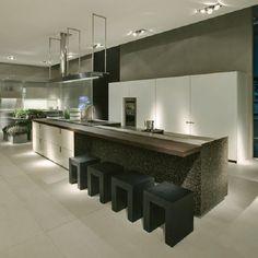 Minimalist Kitchen Design - iCreatived