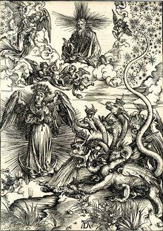 Dürer Apocalypse 11 - Apocalypse (Dürer) - Wikipedia