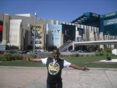 Me loving Las Vegas