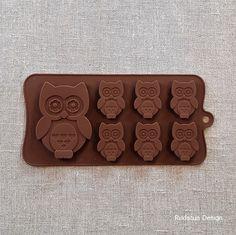Form til sjokolade,gips,fimo el.