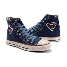 46180a0a9e0e I found  Converse Superman Chuck Taylors All Star DC Comics Heroes Shoes   on Wish
