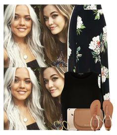 """Sans titre #1520"" by irish26-1 ❤ liked on Polyvore featuring Topshop, River Island, MICHAEL Michael Kors, Billabong and Whistles"