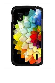 Colour Petals Nexus 4 Case