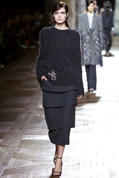 FALL 2013 READY-TO-WEAR Dries Van Noten