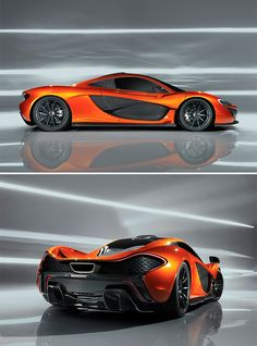 At first glance you might mistake it for a cordless mouse but no, it's a car. Yesterday McLaren blessed the internet and the global car nerd community with the first official images of its forthcoming P1 supercar. There are no details on performance yet but we're gonna guess the P1 will be one helluva track-day racer as well as having sufficient raw appeal for curbing many a millionaires' midlife crisis.