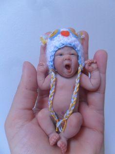 "mini baby polymer clay 4"":"