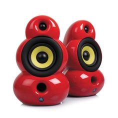 SmallPod BT MK2 Speaker Red