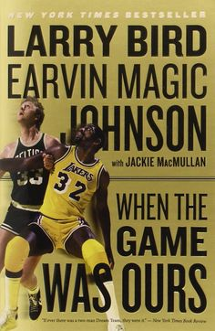 From the moment these two players took the court on opposing sides, they engaged in a fierce physical and psychological battle. Their uncommonly competitive relationship came to symbolize the most compelling rivalry in the NBA. These were the basketball epics of the 1980s — Celtics vs Lakers, East vs West, physical vs finesse, Old School vs Showtime, even white vs black