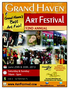 #grandhaven #art #artfestival #fair #michigan