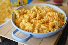 Mac and cheese – Taietei cu branza americani