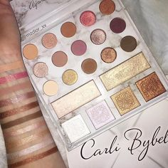 BH Cosmetics x Carli Bybel Deluxe Edition Palette by BH Cosmetics #4