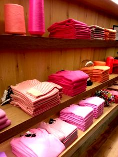 Perfectly pink this #MothersDay with @J.Crew cashmere on #RegentStreet - from £188.00