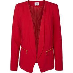Vero Moda Long Sleeved Blazer found on Polyvore