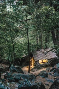 mountainside stone cottage - Cabins And Cottages: mountainside stone cottage Stone Cottages, Cabins And Cottages, Stone Houses, Log Cabins, Rustic Cabins, Tiny House Cabin, Cabin Homes, Log Homes, Cabin In The Woods