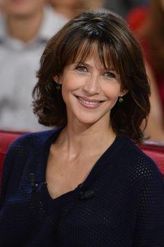 Sophie Marceau – 'Vivement Dimanche' French TV Show in Paris 17.09.14