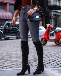 Looking for the perfect knee high boots? We got you.