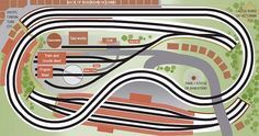 N Scale Track Plans | Gauge help for an OO numpty