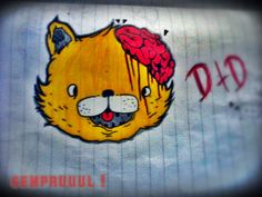 kitty drop dead