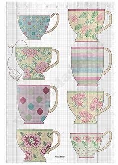 Gallery.ru / Foto # 86 - Cross Stitcher 250 2012.03 - Los-ku-tik