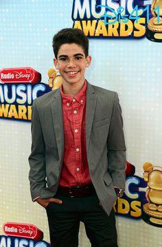 Cameron Boyce Sharp At The Radio Disney Music Awards