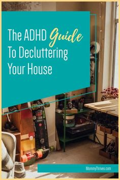 Decluttering Your Home With ADHD - ADHD Management Tips And Decluttering Your Home - Controlling Clutter in the Home with ADHD I Have A Plan, How To Plan, Doing Laundry, Declutter Your Home, Feeling Overwhelmed, Business For Kids, Management Tips, Decluttering, Getting Things Done