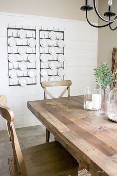 Decorating After the Holidays - Winter Decor for the Modern Farmhouse