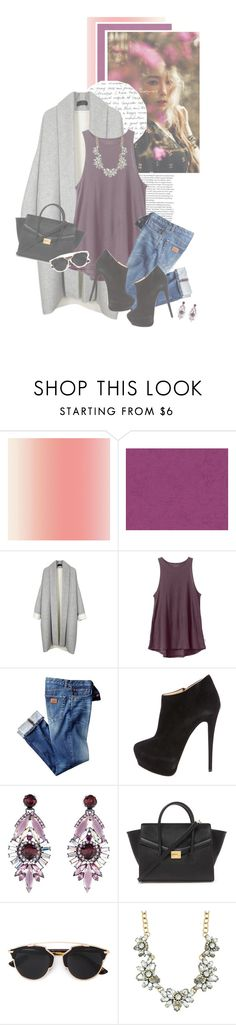 """""""Lack of inspiration..."""" by glitterlovergurl ❤ liked on Polyvore featuring York Wallcoverings, RVCA, Giuseppe Zanotti, Elizabeth Cole, Forever 21, Christian Dior, SHOUROUK, women's clothing, women and female"""