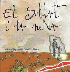 El Soldat i la nena, de Jordi Sierra i fabra Sierra, Conte, Arabic Calligraphy, Arabic Calligraphy Art